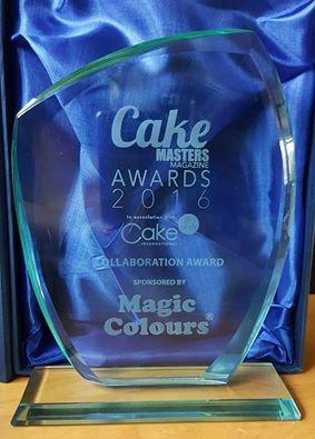 Cake Master's Award Winners!