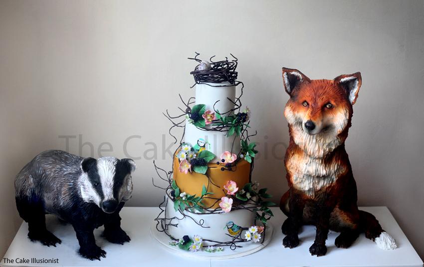 British Wildlife Trio