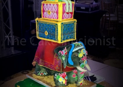 Elephant Cake Niraj