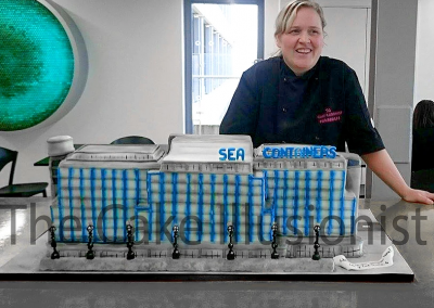 Finshed Scale Sea Containers