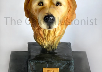 Retriever Bust
