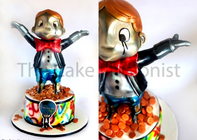 Richie Rich Cake