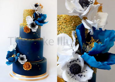 Royal Blue Wedding LR2