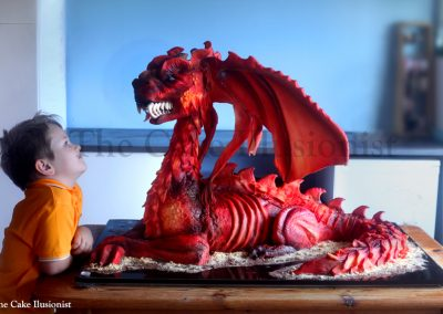 Dragon Cake, Game Of Thrones