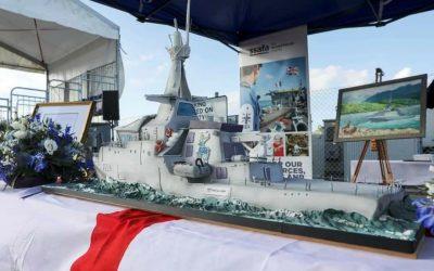 When the Royal Navy calls…